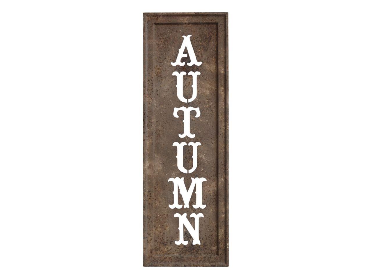 -Schild -Autumn- von Chic Antique-