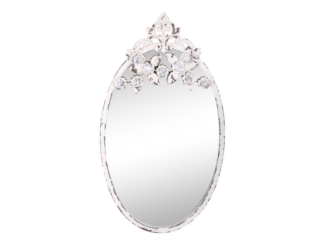 -Spiegel mit Dekor von Chic Antique-