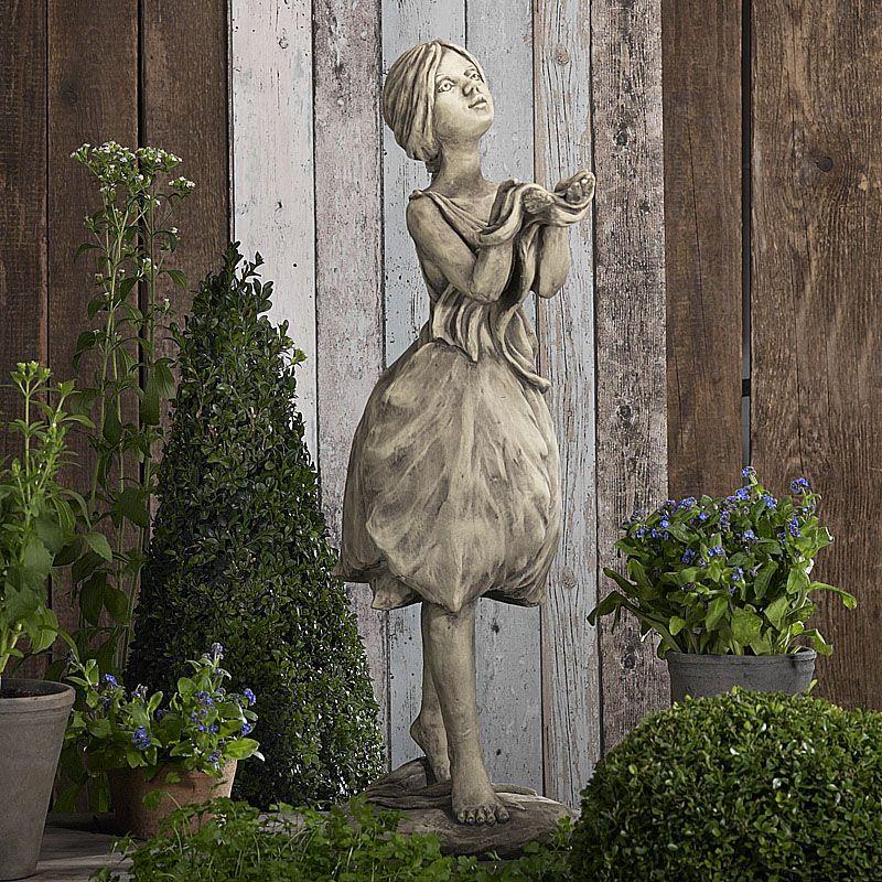 Blütendame Tulpe- Betongussvon Zauberblume