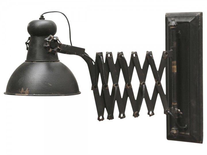 Factory Lampe für die Wand von Chic Antique