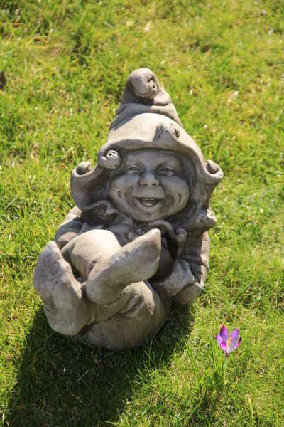 Gartenfigur JACK (c) by Fiona Scott- Steinguss
