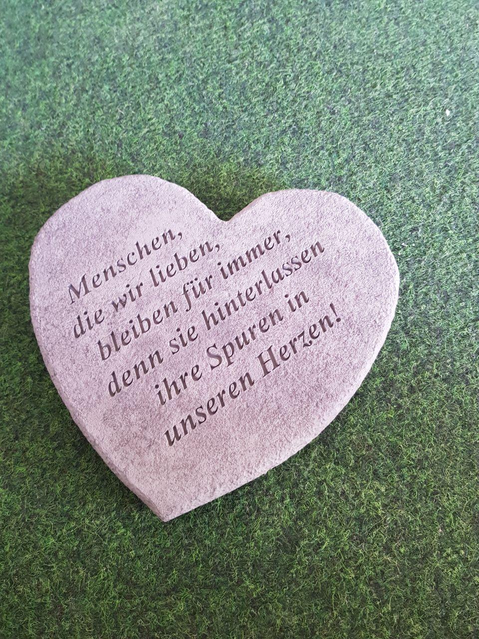 Gedenkstein Menschen-die wir lieben- klein