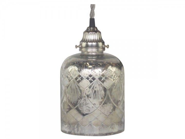 Lampe mit Muster von Chic Antique
