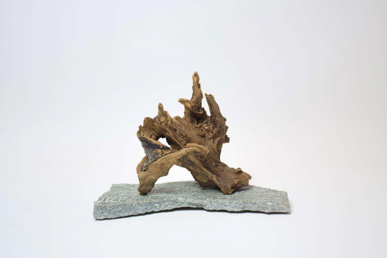 Skulptur Dreizinnen